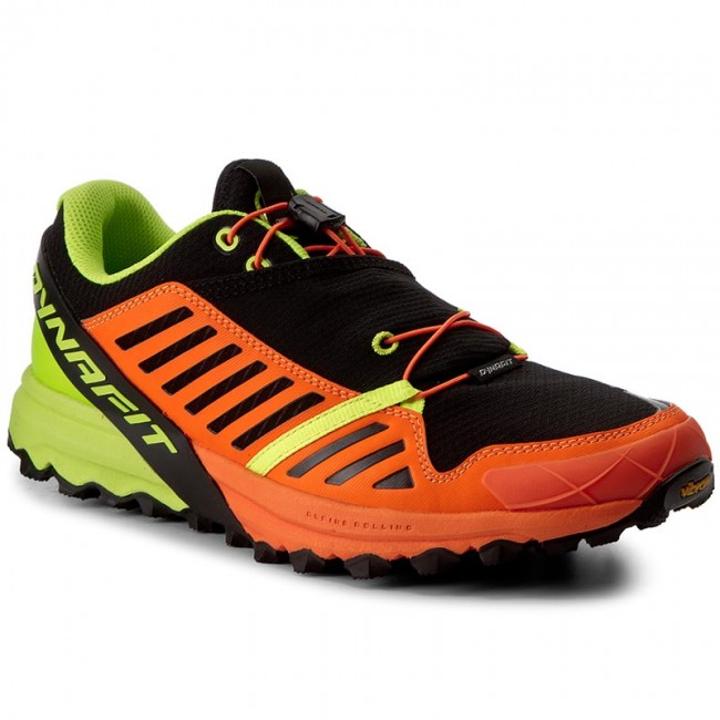 Shoes DYNAFIT Alpine Pro 64028 Fluo OrangeFluo Yellow 4571
