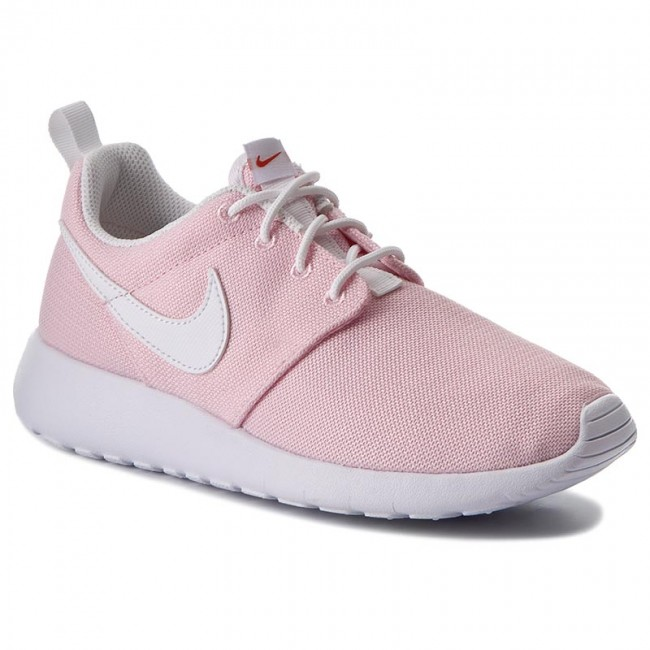 hot sale online c5d9f 115c1 Shoes NIKE - Roshe One (Gs) 599729 613 Prism Pink/White/Safety Orange