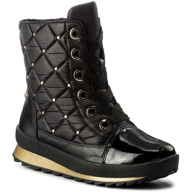 finest selection 7fac0 bdeb8 Snow Boots CAPRICE - 9-26204-29 Black Comb 019
