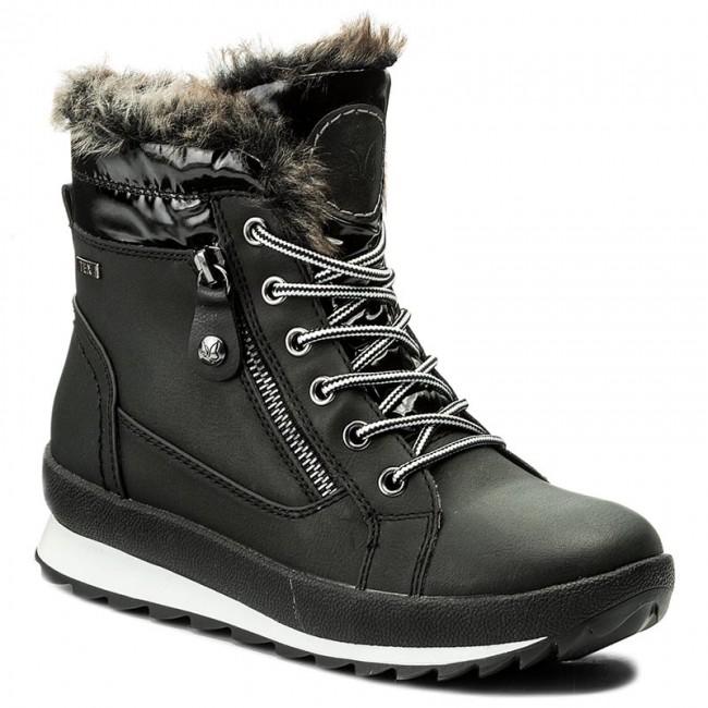 best cheap 84e87 5bb13 Snow Boots CAPRICE - 9-26205-29 Black Comb 019