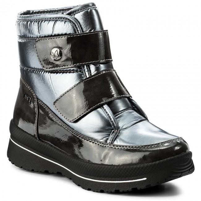 super popular 0a06e a6ff8 Snow Boots CAPRICE - 9-26407-29 Dk Grey Comb 203