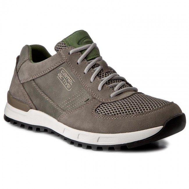 promo code 730dd 1f8b8 Sneakers CAMEL ACTIVE - Orbit 330.15.02 Grey/Lt Grey