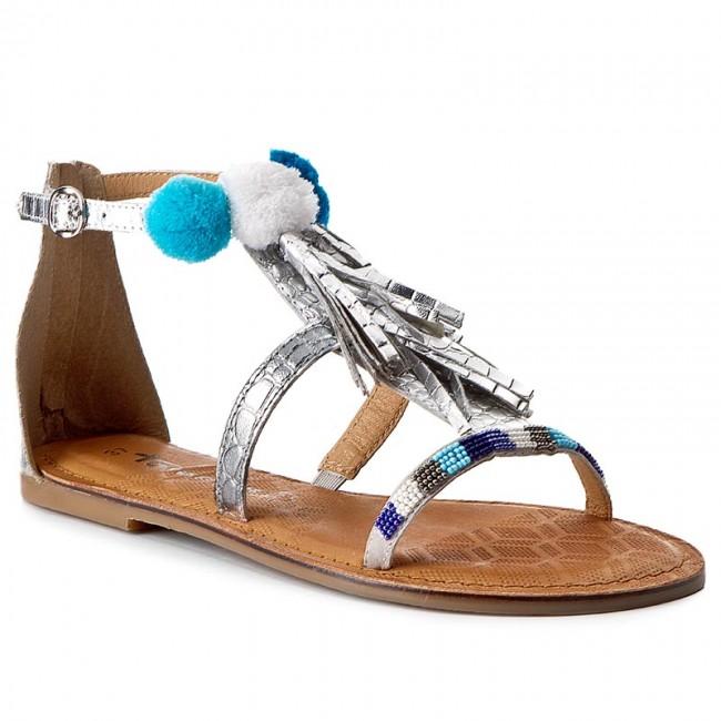 Sandals TAMARIS 1 28163 38 Silver Comb 948