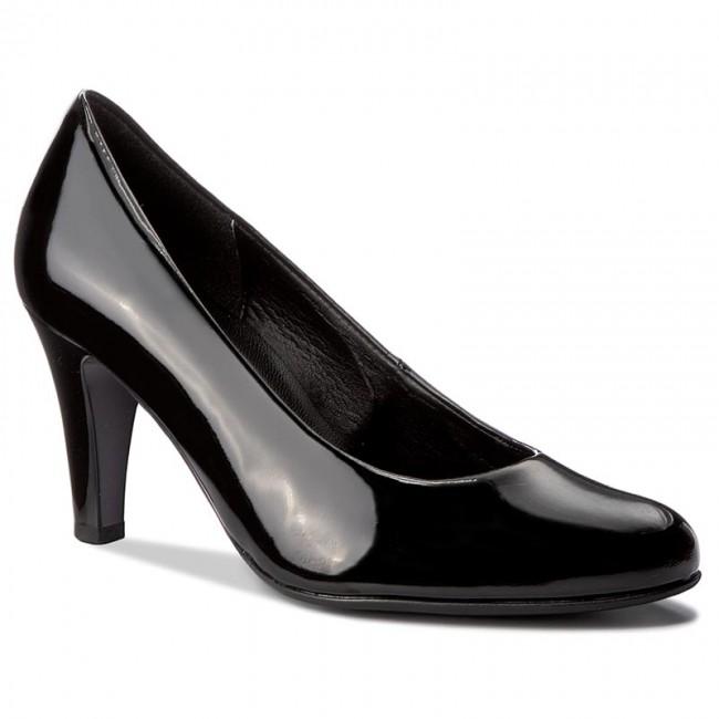Shoes GABOR - 75.210.77 Schwarz