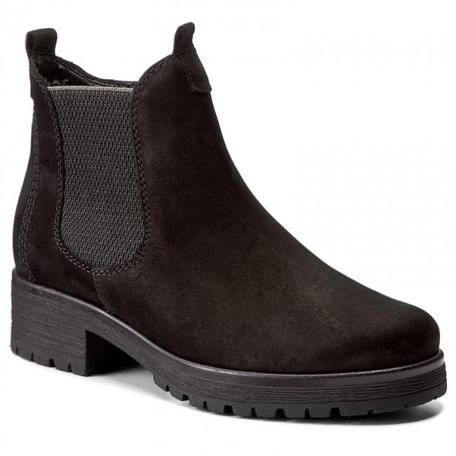 Boots GABOR - 72.091.47 Schwarz