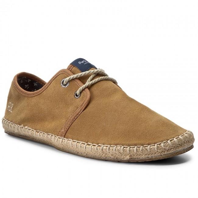 Espadrilles Pepe Jeans Tourist Basic 4 0 Pms10183 Tan 869 Espadrilles Low Shoes Men S Shoes Efootwear Eu