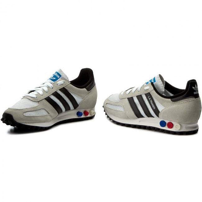 Shoes adidas La Trainer Og BY9322 VinwhtCblackCbrown