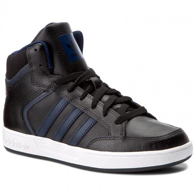 adidas Herren Varial Mid Hohe Sneaker, Weiß (Footwear White