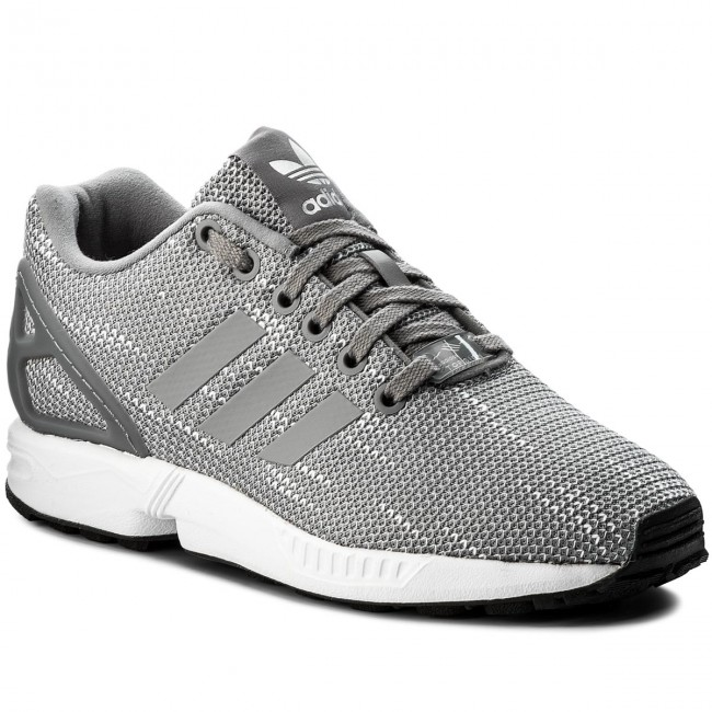 super cheap look for reasonable price Shoes adidas - Zx Flux BY9431 Grethr/Grethr/Ftwwht