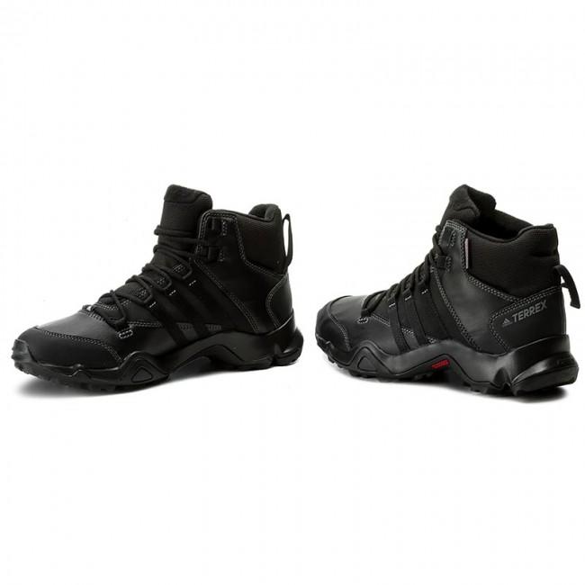 wyprzedaż w sprzedaży wyprzedaż ze zniżką fantastyczne oszczędności Shoes adidas - Terrex Ax2r Beta Mid Cw S80740 Cblack/Cblack/Visgre