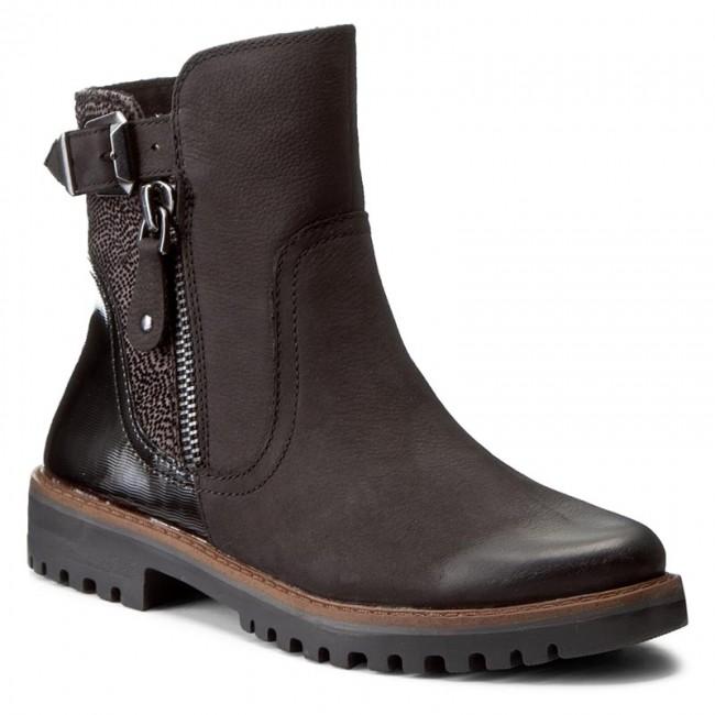 Boots MARCO TOZZI - 2-25450-29 Black Ant. Comb 096