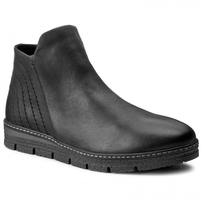 Boots MARCO TOZZI - 2-25478-29 Black Antic 002