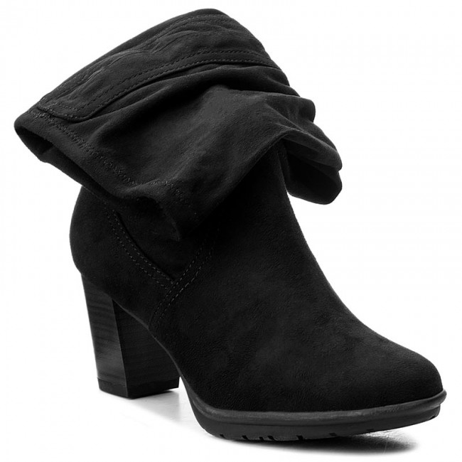limited guantity super popular excellent quality Knee High Boots MARCO TOZZI - 2-25513-29 Black 001