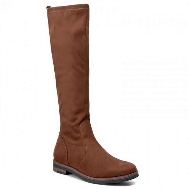 Knee High Boots MARCO TOZZI - 2-25547-29 Cognac 305
