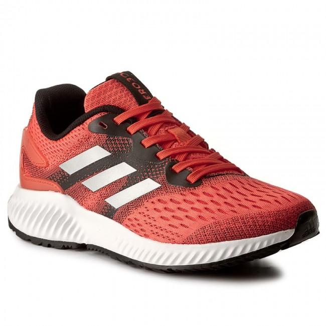 Shoes adidas - Aerobounce W BW0295 Eascor/Silvn