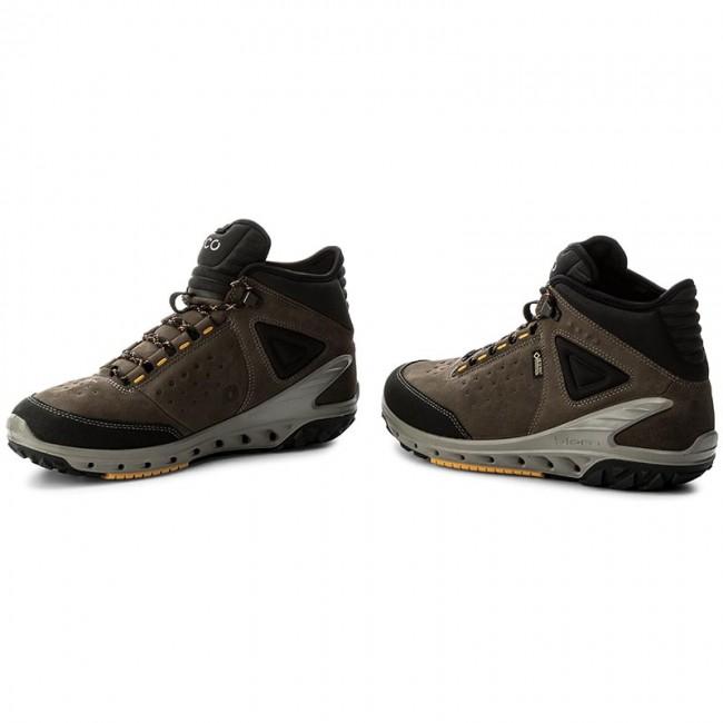 Boots ECCO Biom Venture GORE TEX 82073456665 BlackTarmac