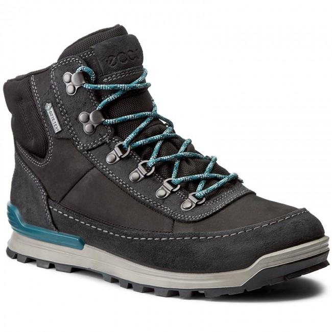 Trekker Boots ECCO - Oregon GORE-TEX 82600451052 Black/Black