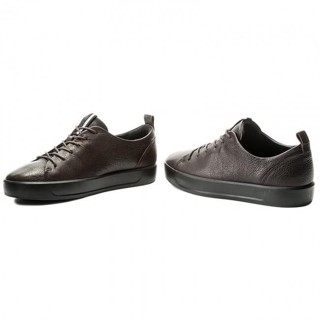 genießen Sie besten Preis beste Qualität sehr schön Sneakers ECCO - Soft 8 Men's 44050401072 Coffee
