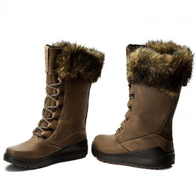 c37c8b5a46 Snow Boots ECCO - Noyce 83460350411 Birch/Coffee