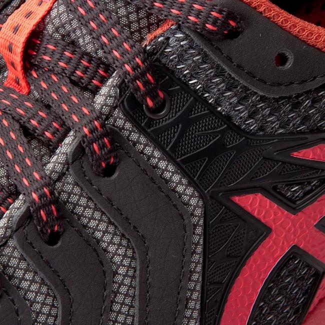 Shoes ASICS GEL FujiAttack 5 G Tx GORE TEX T681N Dark GreyDiva PinkMidgrey 9520