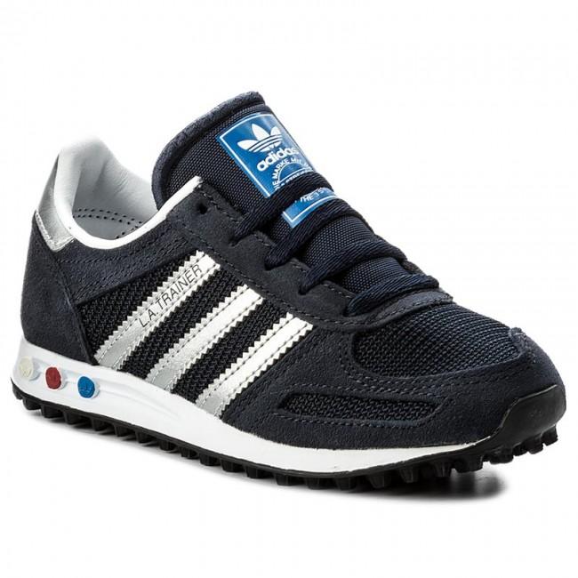 BZ0149 Legink/Silvmt/Ftwwht - Low shoes