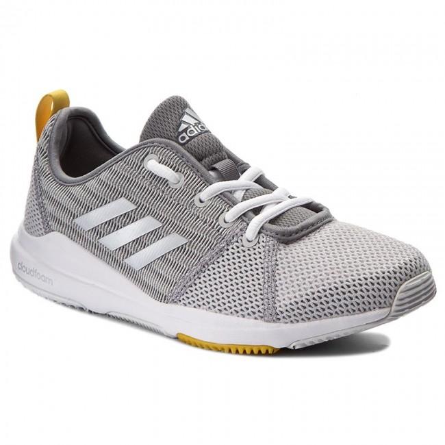 Shoes adidas - Arianna Cloudfoam BB3245 Greone/Silvm