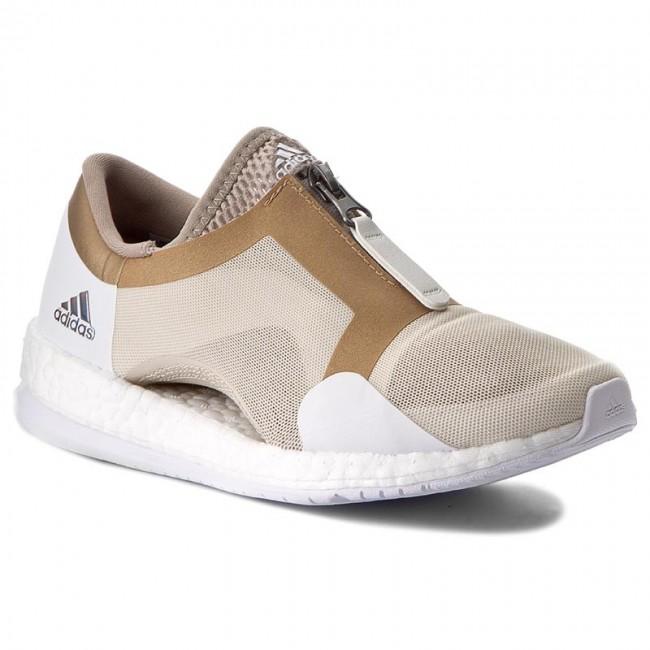 Shoes adidas PureBoost X Tr Zip BB3290 LinenTrakha