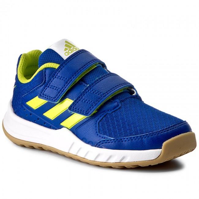Shoes adidas FortaGym Cf K CG2679 CroyalSesoyeFtwwht