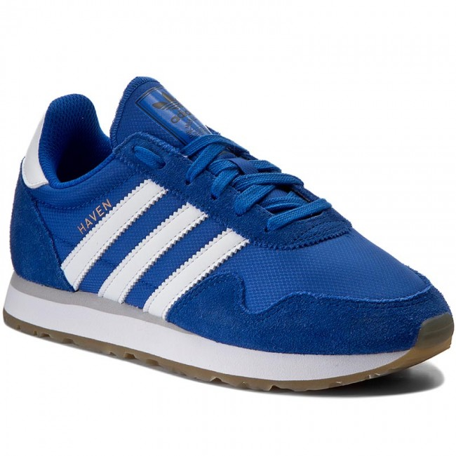 Shoes adidas - Haven J BY9480 Blue