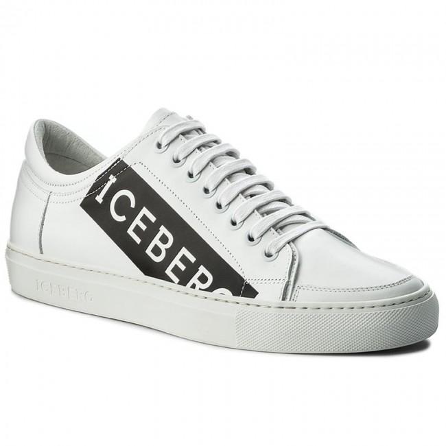 quality design cff28 e3698 Sneakers ICEBERG - Serena 17IIU423A Bianco Ottico