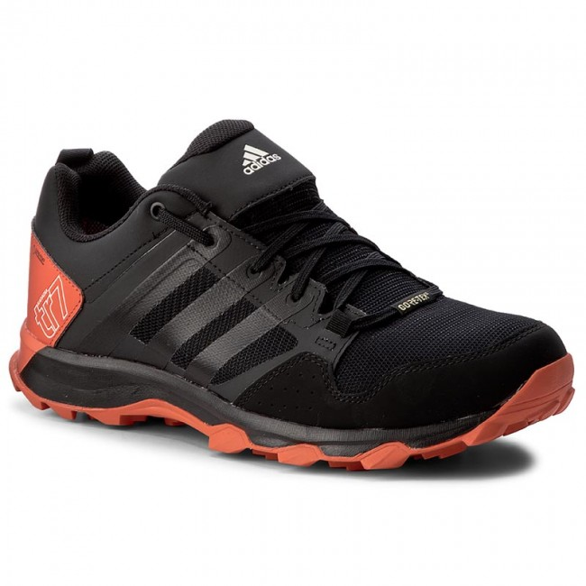 Confirmación Practicar senderismo Radar  Shoes adidas - Kanadia 7 Tr Gtx GORE-TEX BB5428 Cblack/Cblack/Energy -  Outdoor - Running shoes - Sports shoes - Men's shoes | efootwear.eu