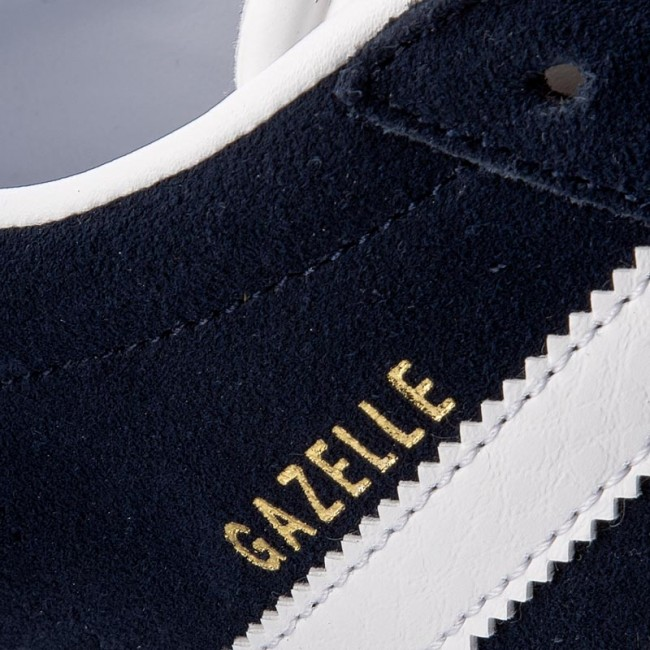 Shoes adidas Gazelle J BY9144 ConavyFtwwhtFtwwht