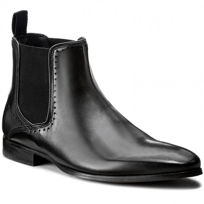 lowest price 1b7c0 87bff Ankle Boots JOOP! - Paxos 4140003604 Black 900