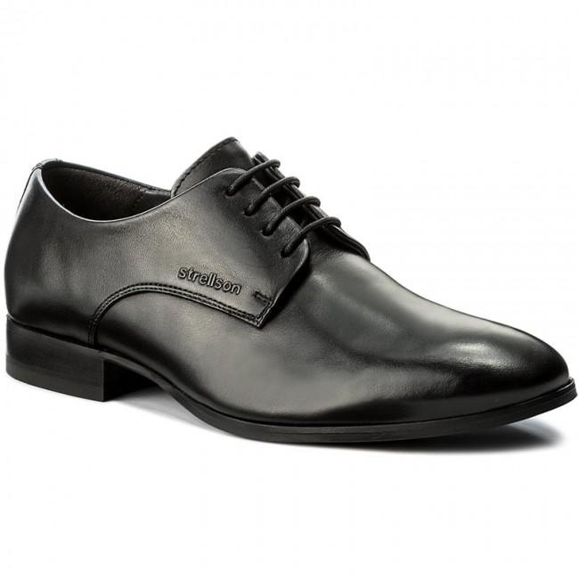 best website 10043 fc153 Shoes STRELLSON - New Harley 4010002260 Black