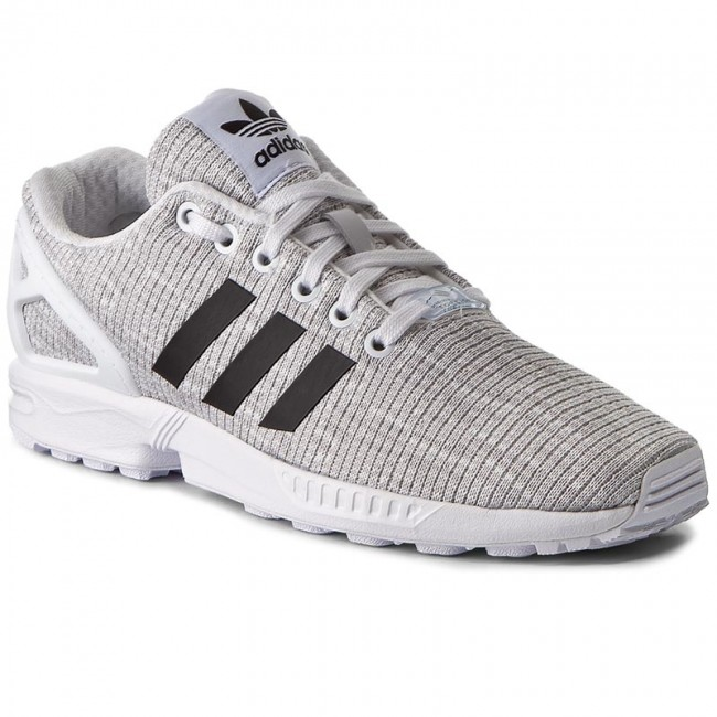 detailed look f31d1 2c8b7 Shoes adidas - Zx Flux BY9413 Ftwwht/Cblack/Greone