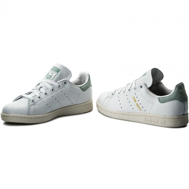 cheap for discount 072ff 13380 Shoes adidas - Stan Smith BZ0470 Ftwwht/Ftwwht/Tacgrn