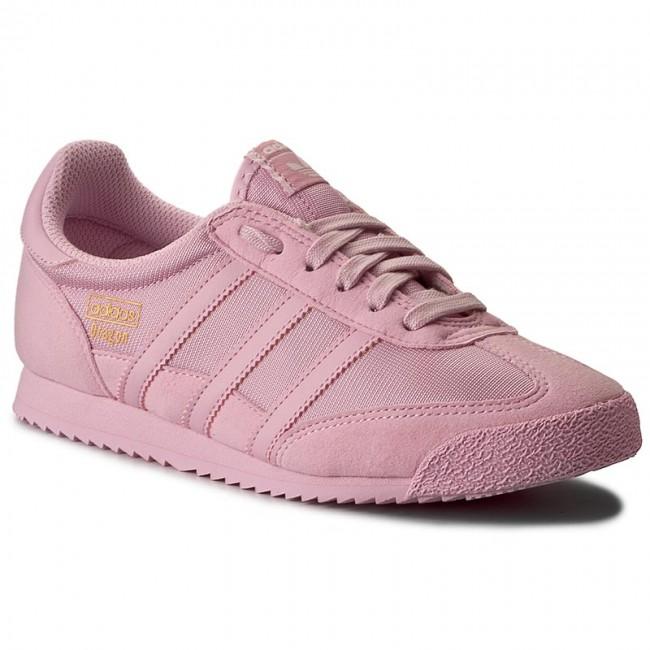 Shoes adidas - Dragon Og J BZ0104 Fropnk/Fropnk/Fropnk