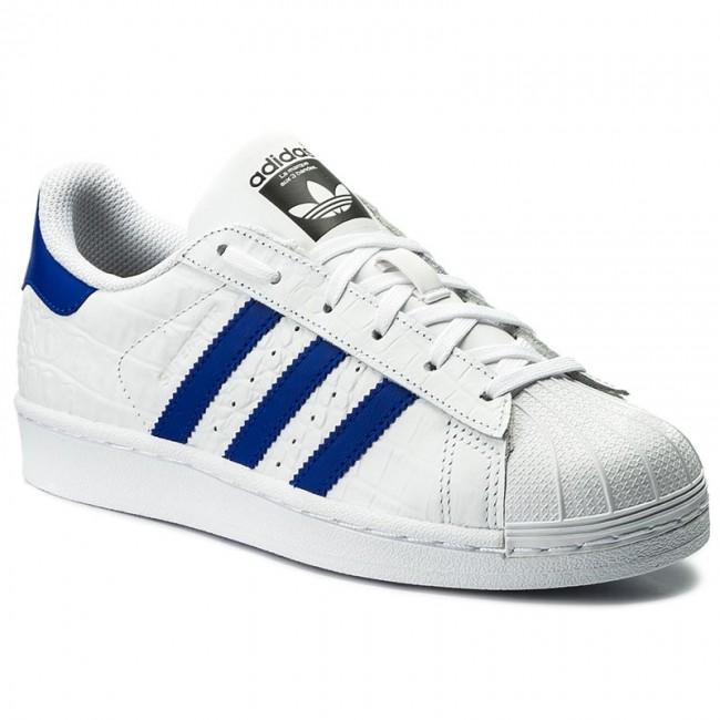 Shoes adidas Superstar BZ0197 FtwwhtBoblueBoblue