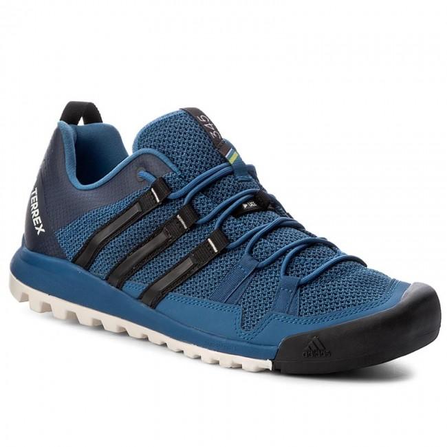 Shoes adidas Terrex Solo BB5562 CorbluCblackConavy