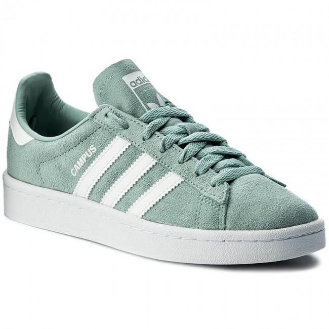 Shoes adidas Campus J BY9578 TavgrnFtwwhtFtwwht