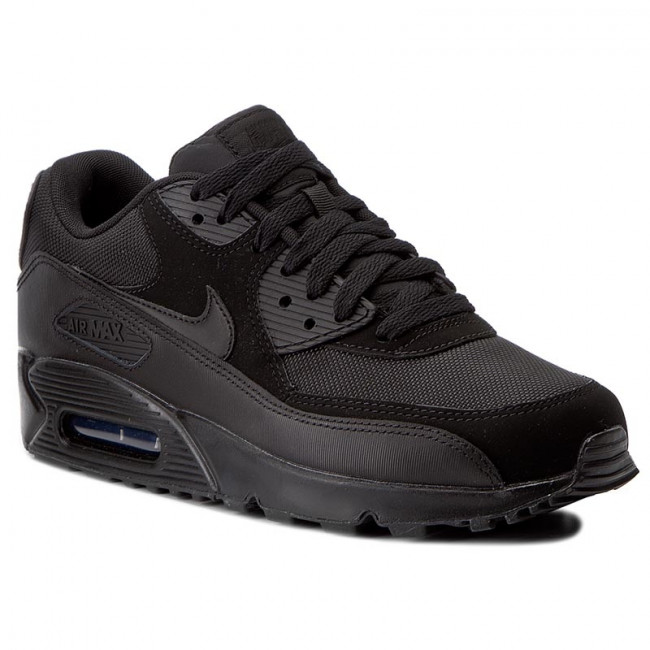 wholesale dealer 60f31 8fec6 Shoes NIKE - Air Max 90 Essential 537384 090 Black/Black/Black/Black