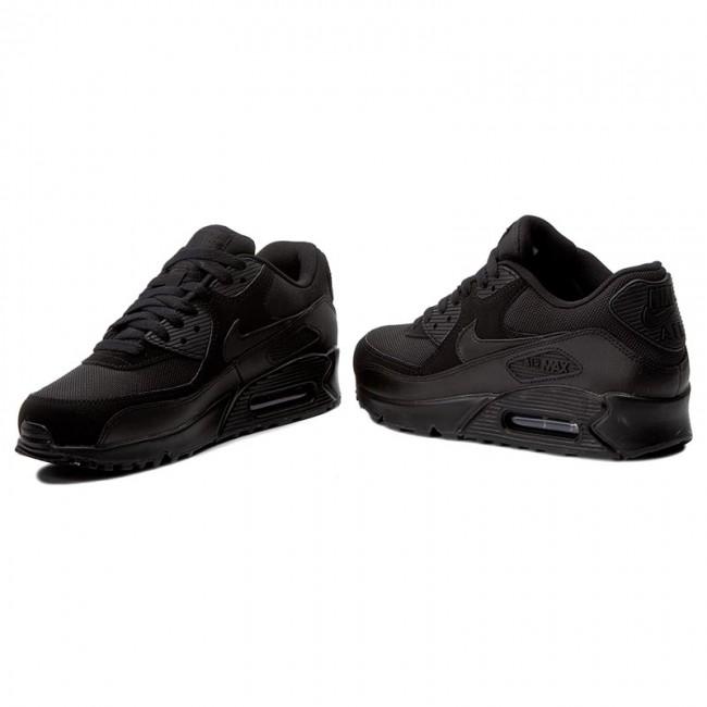 Shoes NIKE Air Max 90 Essential 537384 090 BlackBlackBlackBlack