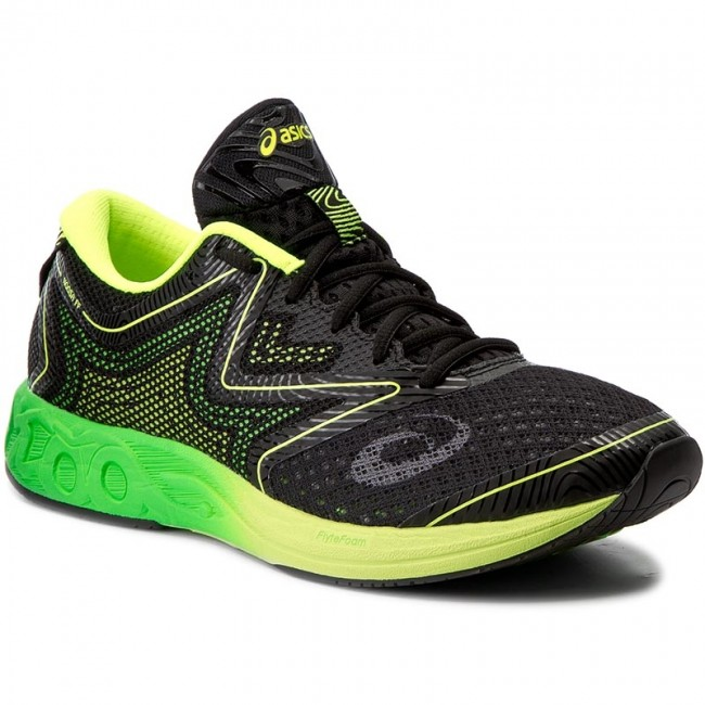 Omitir Destreza oro  Shoes ASICS - Noosa Ff T722N Black/Green Gecko/Safety Yellow - Indoor -  Running shoes - Sports shoes - Men's shoes | efootwear.eu