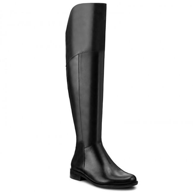 Over-Knee Boots BALDACCINI - 100000-0 Czarny S