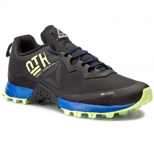 Terrain Craze Sports Black Shoes Men BS8644