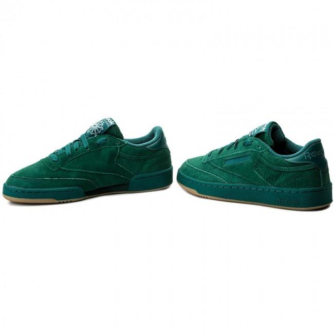 Reebok Men's Club C 85 Sg Leather Tennis Shoes