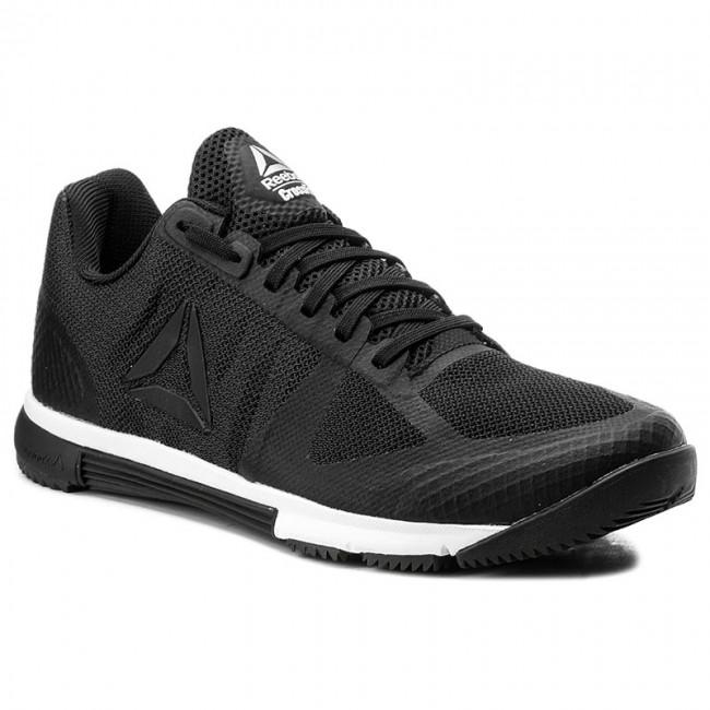 1c4d96ec Shoes Reebok - R Crossfit Speed Tr 2.0 BS8105 Black/White/Silver