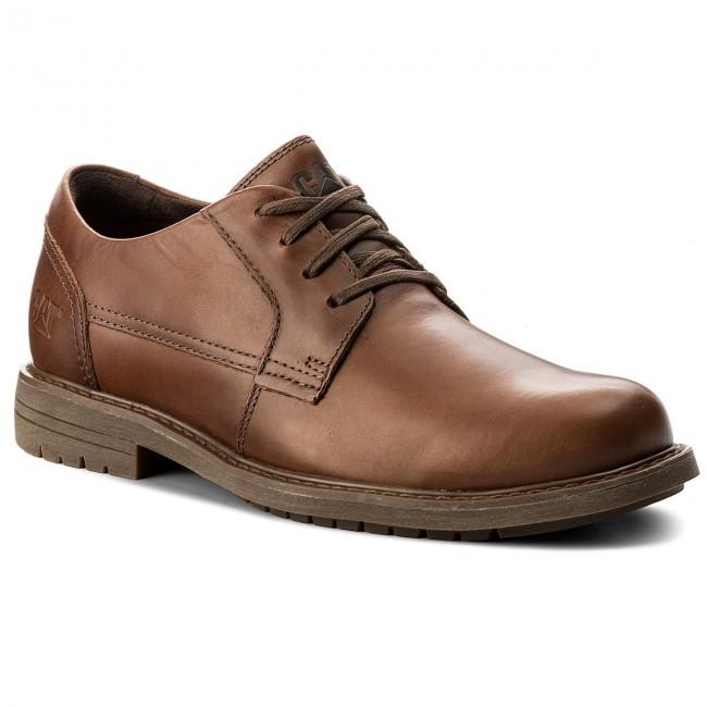 da1d1a9d2c457 Shoes CATERPILLAR - Cason P721987 Medium Brown - Casual - Low shoes ...