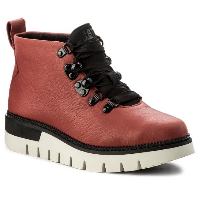 Boots CATERPILLAR - Imprint P309958 Red
