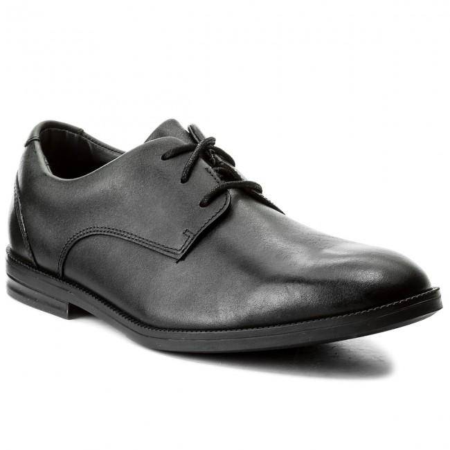 Shoes CLARKS - Rufus Edge Bl 261268366